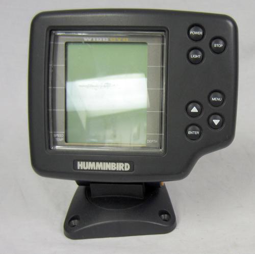 Humminbird wide eye c fishfinder portable depth fish for Hummingbird fish finder models