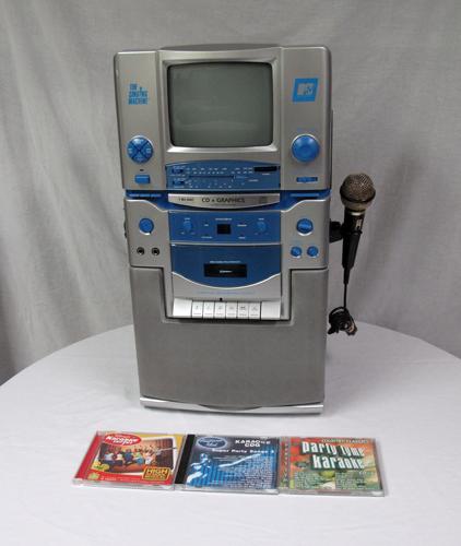singing machine cds