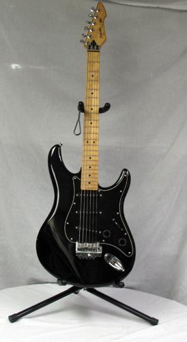 peavey falcon electric guitar kohler bridge made in usa black ebay. Black Bedroom Furniture Sets. Home Design Ideas
